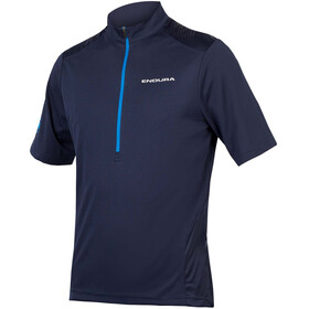 Endura Hummvee Short Sleeve Jersey Men marineblau